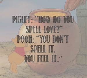 Winnie The Pooh Quotes About Love And Life – Quotesta