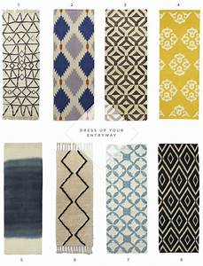 First Impressions: Rugs for Your Entryway — The Fox & She
