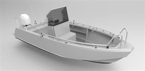 Sport Fishing Boat Kits by 6 Meter 19 5ft Sportfish Center Console Metal