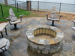 stone2furniture outdoor furniture pool furniture With essential factors to create fire pit seating