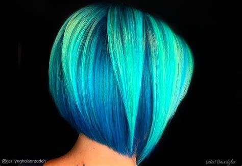incredible teal hair color ideas trending