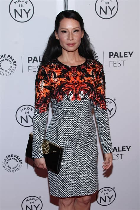 lucy liu  celebrities   older  younger