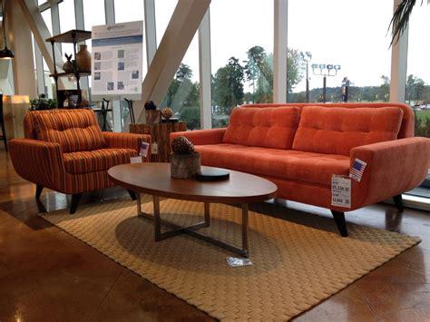 burnt orange sofas sofa ideas
