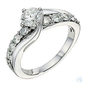 ernest jones engagement rings