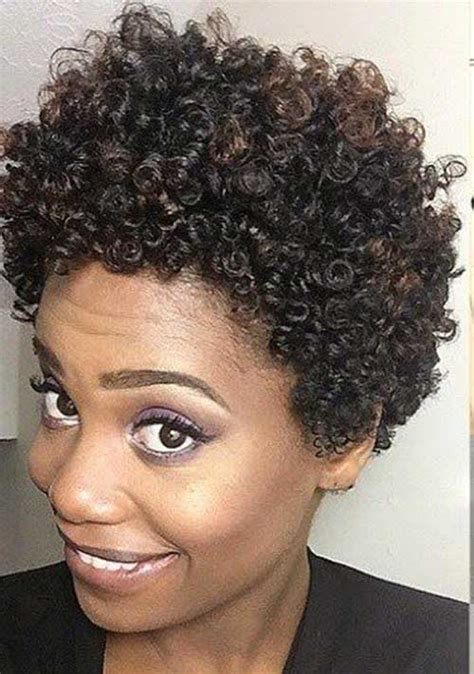 20 cute short natural hairstyles cute short haircuts