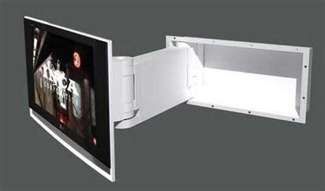Motorised Tv Ceiling Mount by Wall Mount System Archives Freshome Com