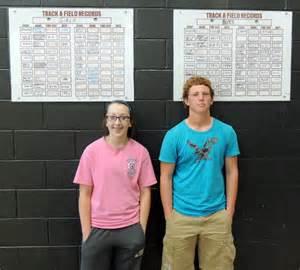 High School Shot Put Record