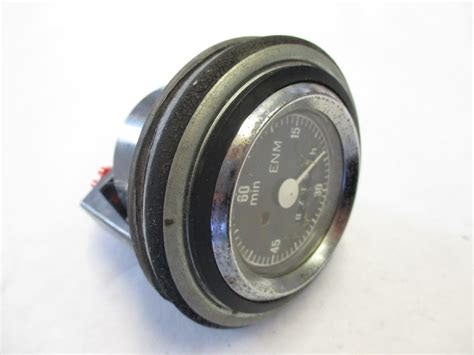 Omc Boat Gauges by Vintage 1968 Omc Cruiser Boat Hour Green Bay