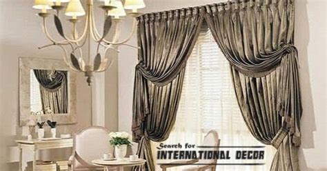 unique curtain designs  window decorations