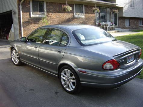 Sextype 2003 Jaguar X-type Specs, Photos, Modification
