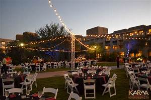 Karma event lighting for weddings and special events for Outdoor event lighting companies