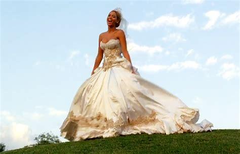 Beyonce -- Wedding Dress Designer -- Best Thing I Never