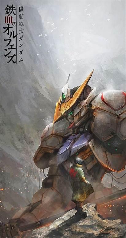 Gundam Wallpapers Barbatos Rex Lupus Mobile Cool