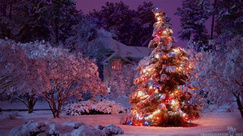 Christmas Winter Backgrounds  Wallpaper Cave