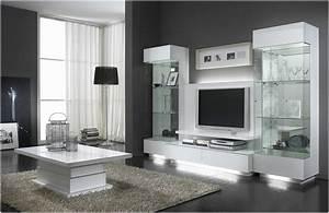 Meuble De Salon Pas Cher : 30g nial meuble conforama salon ~ Teatrodelosmanantiales.com Idées de Décoration