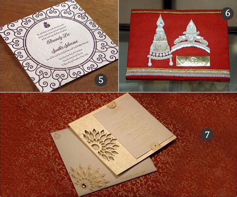 write   latest trends  bengali marriage card