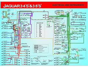 1969 Jaguar Xke Wiring Diagram
