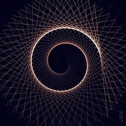Infinity Spiral Rotation Loop Gifs Animation Helix