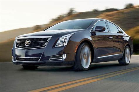 2016 Cadillac Xts Reviews And Rating