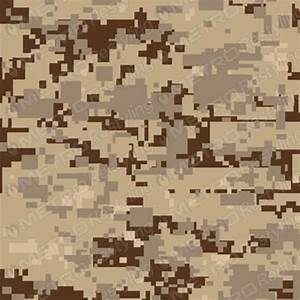 3 Color Desert Camouflage Pattern | Car Interior Design