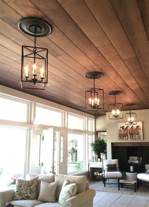 edison bulb light fixtures living room rustic with ceiling