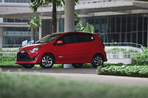 Review Toyota Agya by Review Toyota New Agya Seva Id