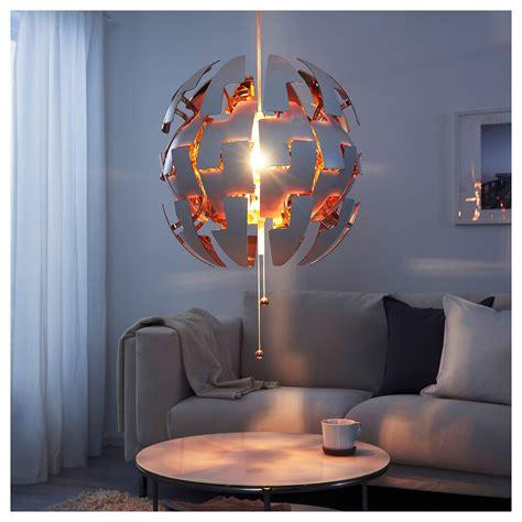 Ikea Ps 2014 Pendant Lamp Whitecoppercolour 52 Cm Ikea