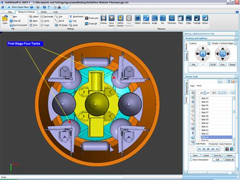 Software View Translate Cad Files Solidview
