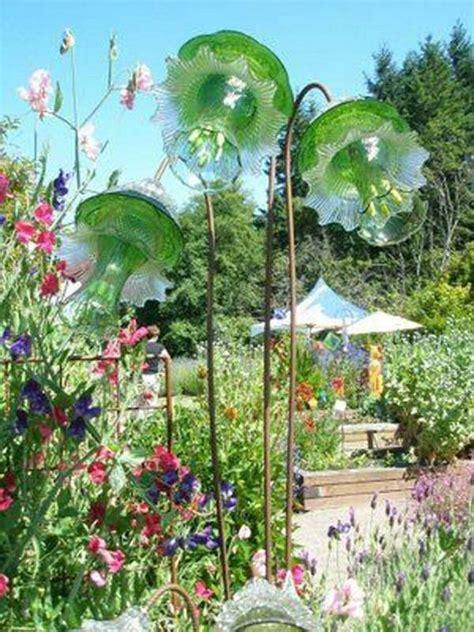 budget diy garden art flowers
