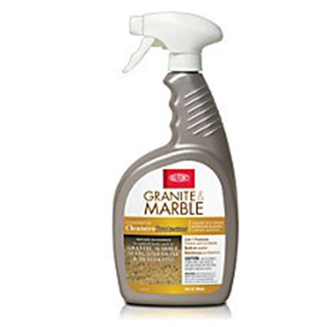 dupont granite and marble countertop cleaner and protector