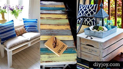 diy pallet furniture ideas