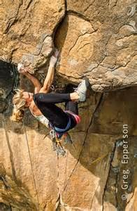 Women Rock Climbing and Ice
