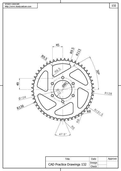 cad drawing gear     ayoqqorg