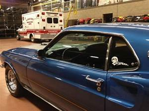 1969 Mach 1 Mustang Factory Shaker Marti Report For Sale