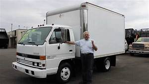 Town And Country Truck  5753  1993 Isuzu Npr 12 Ft  Box
