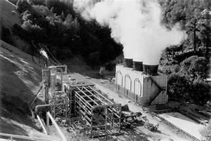 Elektrická energie historie