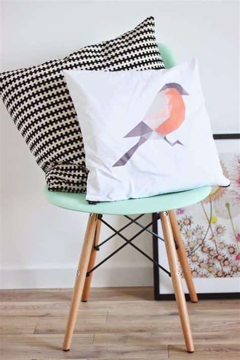 style home design idee cadeau fete des meres deco oiseau style origami blanc