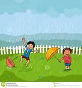 Cute Boys In Rain For ...