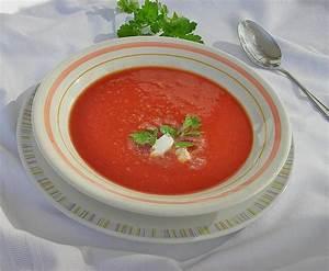 Tomatensuppe Rezept Einfach : tomatensuppe rezept mit bild von ttimo ~ Yasmunasinghe.com Haus und Dekorationen