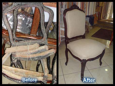 Renovation Chaise Bois r 233 novation chaises en bois