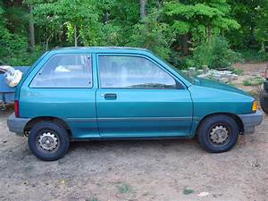 Motoxpress 1993 Ford Festiva Specs  Photos  Modification