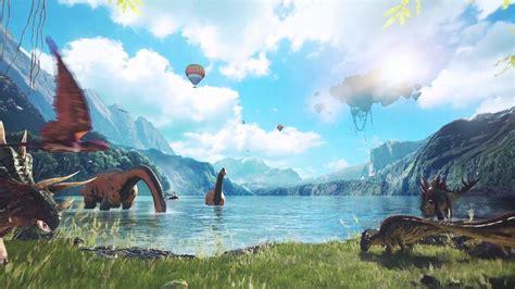 ark park snail games teaser trailer youtube