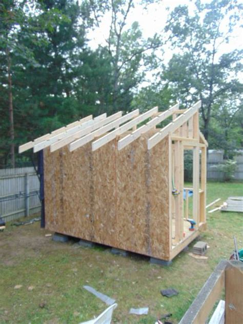 roof joist an easy effective way to keep rafters from