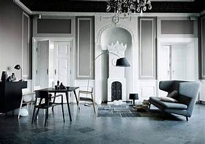 Grau Blaue Wand : grau als wandfarbe sch ner wohnen ~ Watch28wear.com Haus und Dekorationen