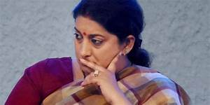 Smriti Irani's husband a share-holder in firm accused of ...
