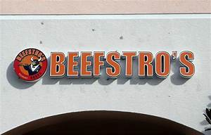 beefstro39s gourmet beef channel letters sign signs by With channel letter signs chicago