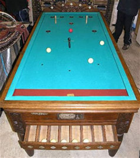 billard table belgique bar billiards history guide to bar billiards