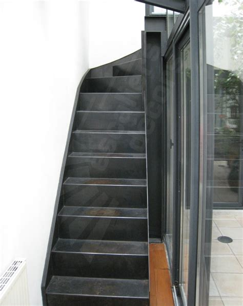 escalier en fer photo dt76 esca droit 174 1 4 tournant