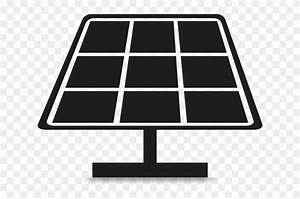 Solar Panel Clipart Png - Solar Cell Vector Png ...