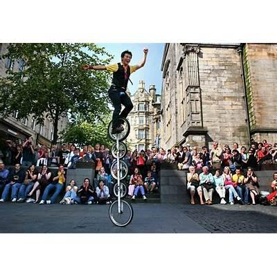 Edinburgh festival for DubaiHotelierMiddleEast.com